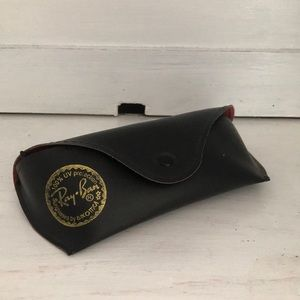 Rayban sunglasses CASE ONLY